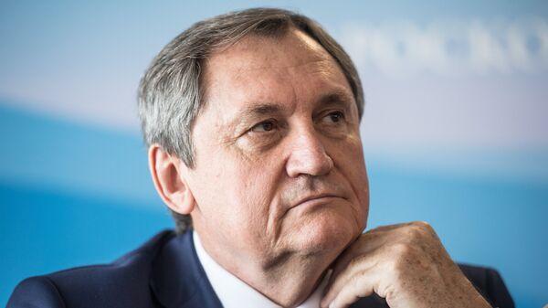 Председатель правления, генеральный директор ПАО РусГидро Николай Шульгинов на ВЭФ 2017. 6 сентября 2017