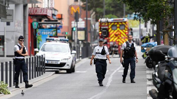 Антитеррористическая операция в пригороде Парижа Вильжюиф. 6 сентября 2017