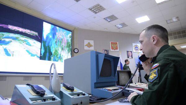 Несение боевого дежурства сил противоракетной обороны в Московской области