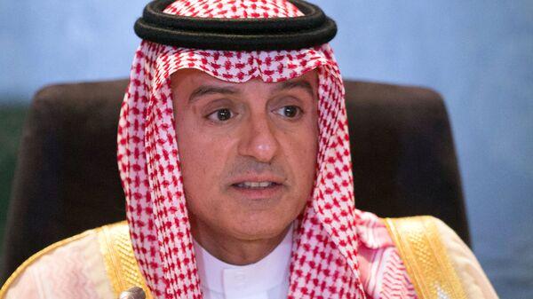 Министр иностранных дел Саудовской Аравии Адель аль-Джубейр. Архивное фото