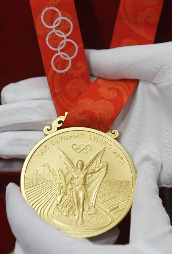 Золотая медаль Олимпиады
