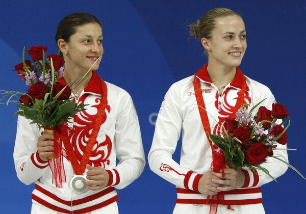 Российские прыгуньи в воду выиграли серебро Олимпиады