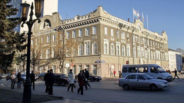 Здание администрации города Саратова на Первомайской улице