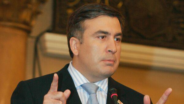 Грузинская оппозиция нанесла больше ущерба, чем война с Россией - Саакашвили