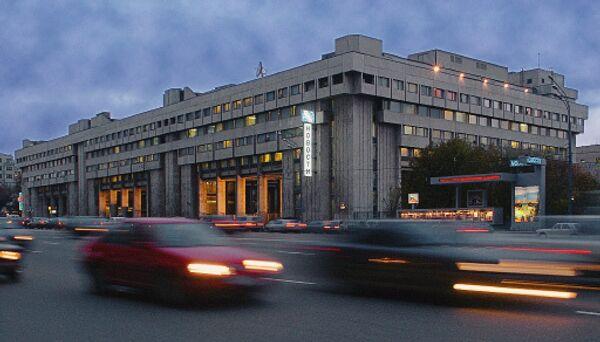 Здание РИА Новости