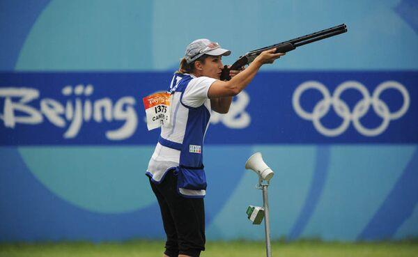 Итальянка Кьяра Канейро завоевала олимпийское золото в стендовой стрельбе