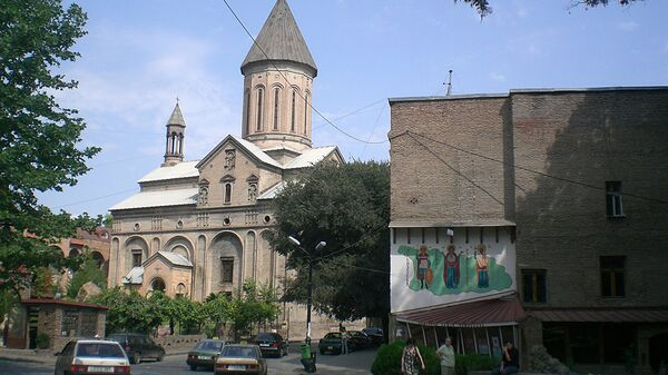 Сила подземных толчков в Тбилиси составила 4 балла.