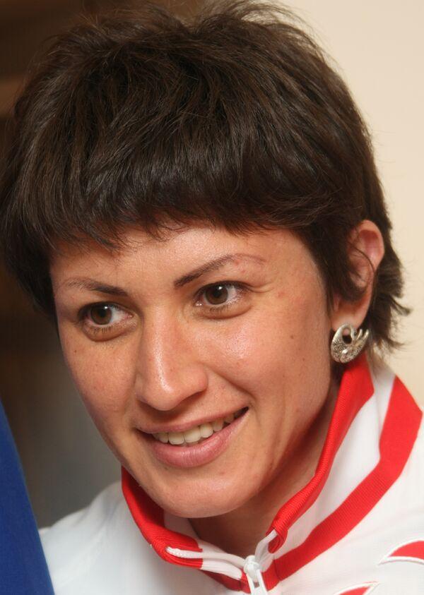 Татьяна Лебедева рада берлинскому серебру больше, чем пекинскому
