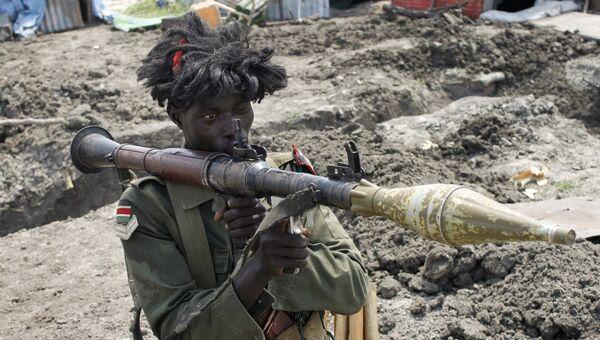 Представители динка поддерживают правительство, а нуэр - повстанцев. Архивное фото