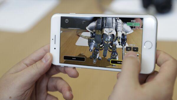 Тестирование нового телефона iPhone 8 Plus