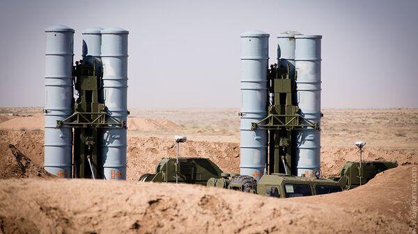 Система ПВО С-400 Триумф