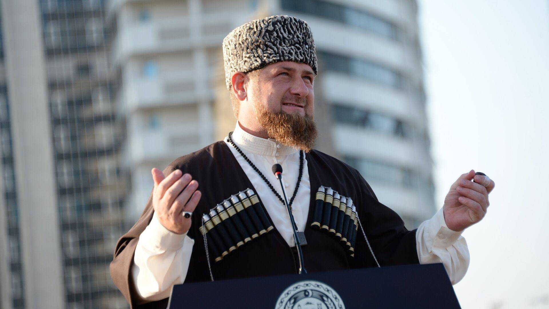 Биография Рамзана Кадырова