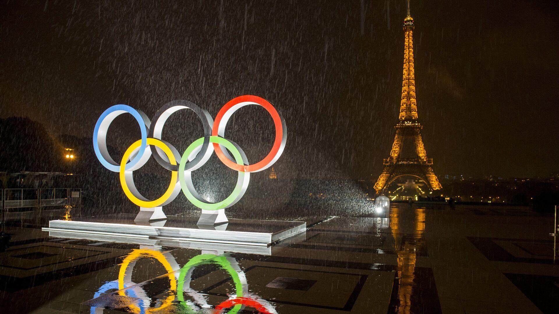 Париж выбран столицей летних Олимпийских игр 2024 - РИА Новости, 1920, 17.09.2021