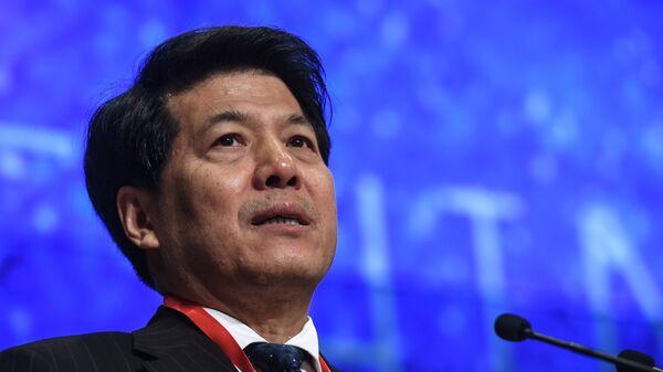 Чрезвычайный и полномочный посол КНР в России Ли Хуэй