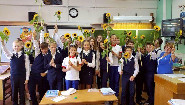 Школьники собрали более миллиона рублей для детей с нарушениями иммунитета