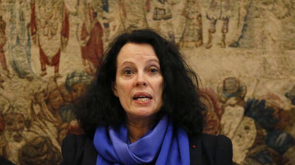 Посол Франции Сильви Берманн. Архивное фото