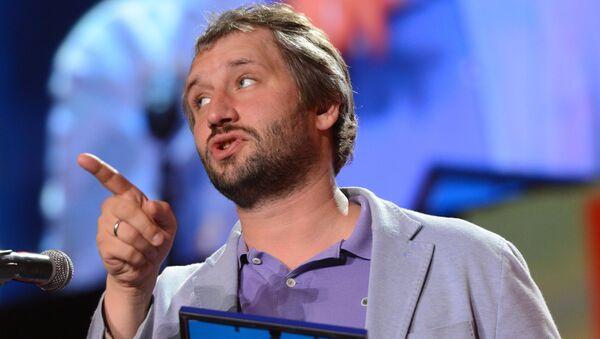 Режиссер Юрий Быков. Архивное фото