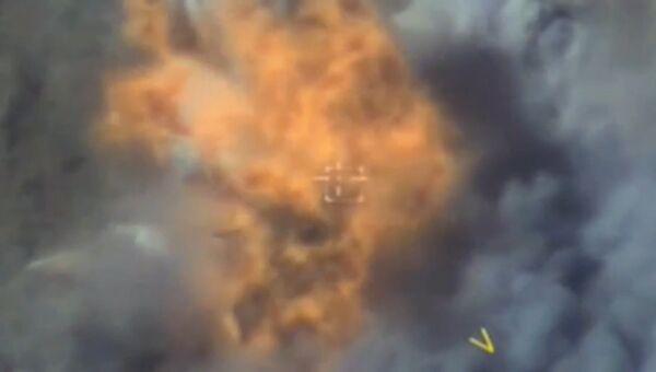 Атака Су-25 помогла российским военным вырваться из окружения боевиков в Идлибе