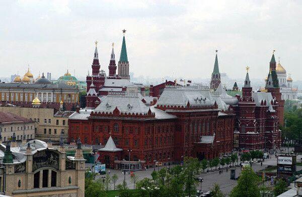 Государственный Исторический музей. Архив