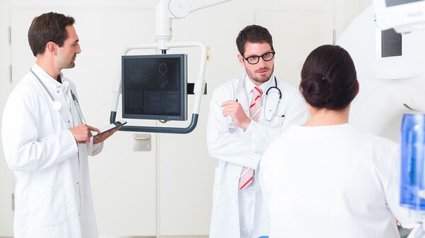 Прибор для МРТ