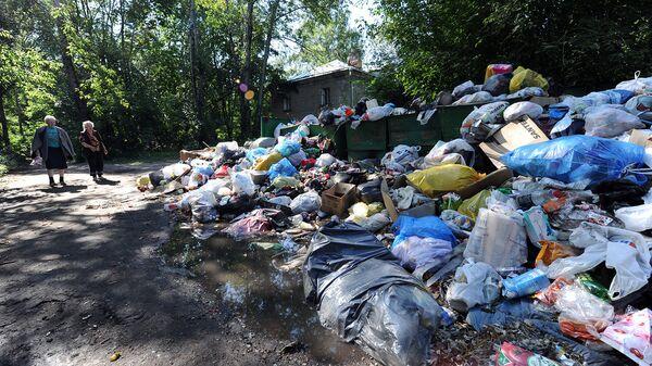 Москва планирует сократить объемы захоронения мусора на территории МО