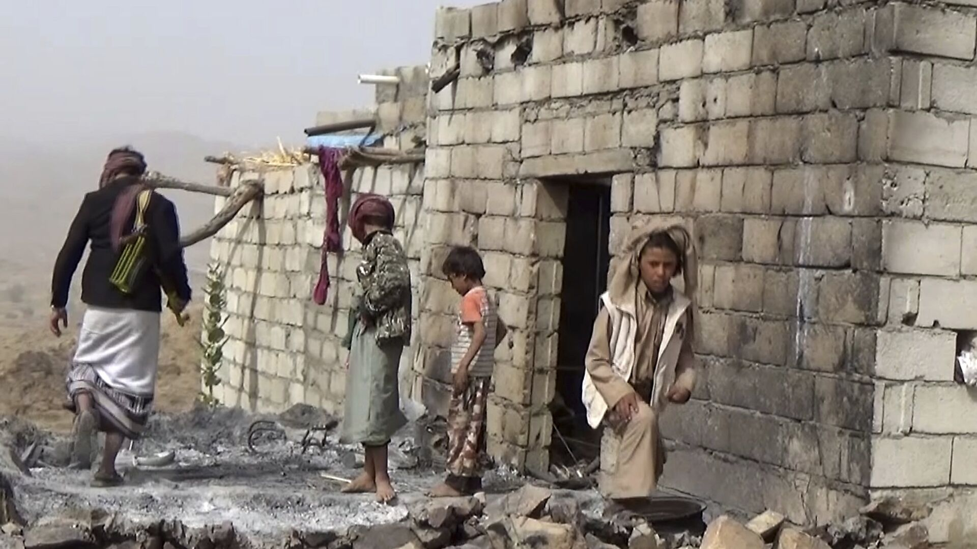 Ситуация в Йемене - РИА Новости, 1920, 23.08.2021
