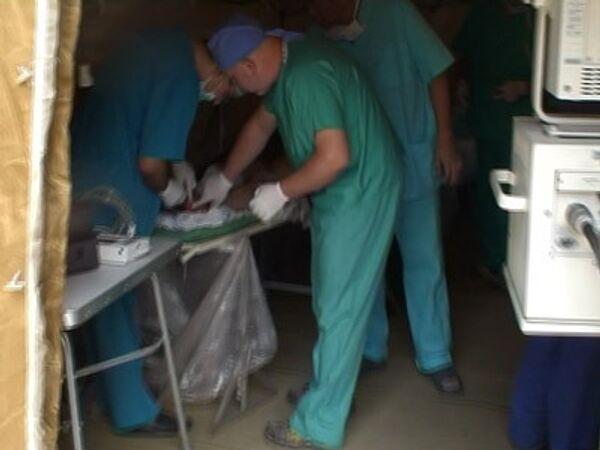 Скорые приходили с пробоинами – о боевых буднях врачей в Цхинвали