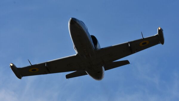 Учебно-боевой самолет Аэро L-39 Альбатрос ВВС Украины
