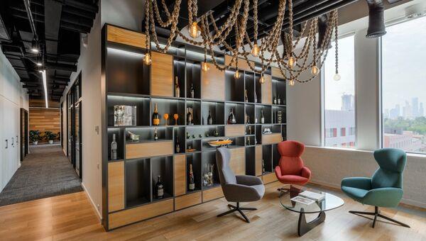 Офис Moёt Hennessy в Москве