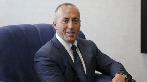 Бывший премьер-министр Косово Рамуш Харадинай