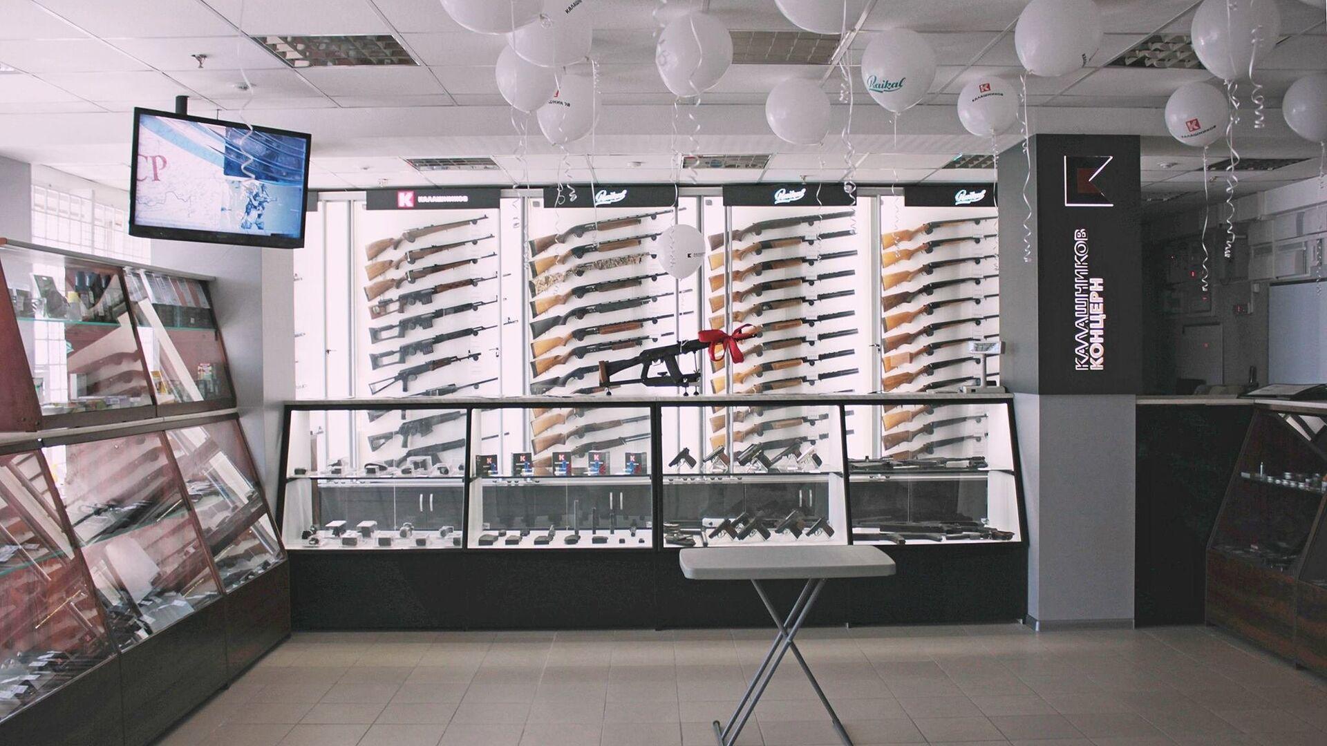 Концерн Калашников открыл первые шесть региональных сервисных центров по обслуживанию гражданского оружия - РИА Новости, 1920, 22.09.2021