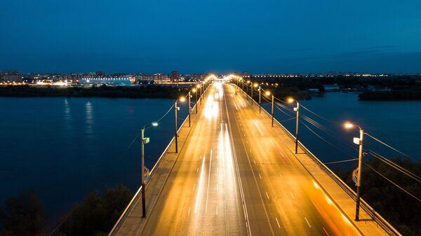 Мост имени 60-летия ВЛКСМ в Омске
