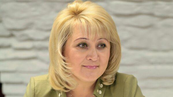 Первый заместитель председателя Комитета Совета Федерации по науке, образованию и культуре Лилия Гумерова.