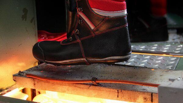Термостойкая обувь производства компании Модерам