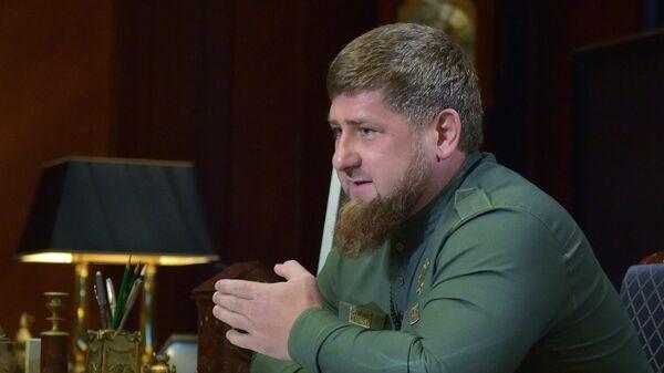 Рамзан Кадыров . Архивное фото