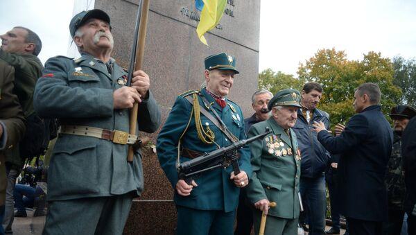 Шествие УПА в Киеве. 14 октября 2017