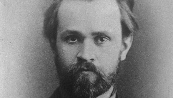 Фотокопия портрета Ивана Ивановича Скворцова-Степанова