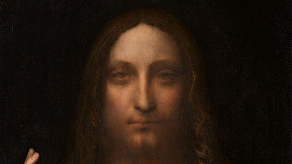 Спаситель мира, Леонардо Да Винчи