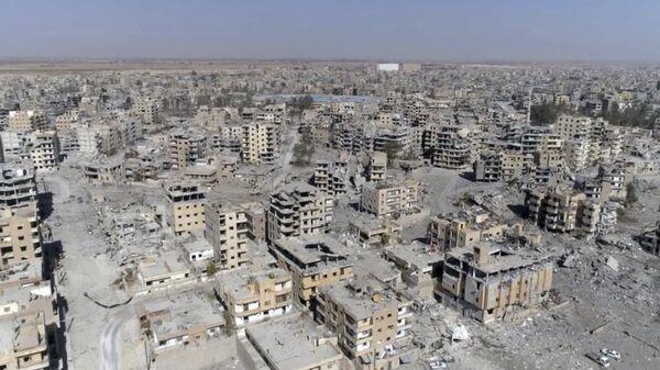 Ситуация в Сирии. Архивное фото