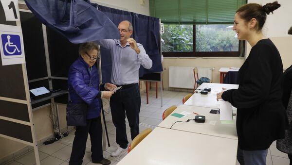 Голосование на референдуме в Венето. 22 октября 2017