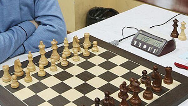 Шахматы. Архив
