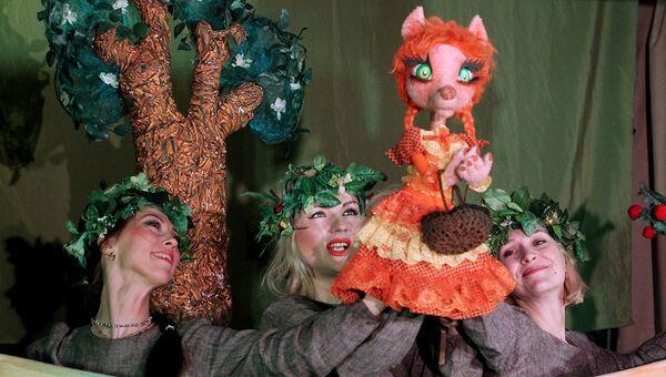 Театральные постановки являются важным разделом арт-терапии