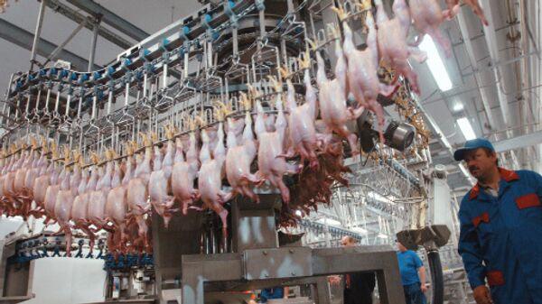 Эксперты США приедут в Москву для переговоров о поставках мяса птицы