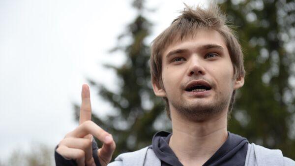Блогер Руслан Соколовский