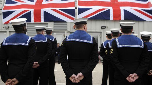 Британские подводники