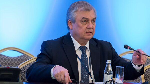 Спецпредставитель президента РФ по Сирии Александр Лаврентьев. Архивное фото
