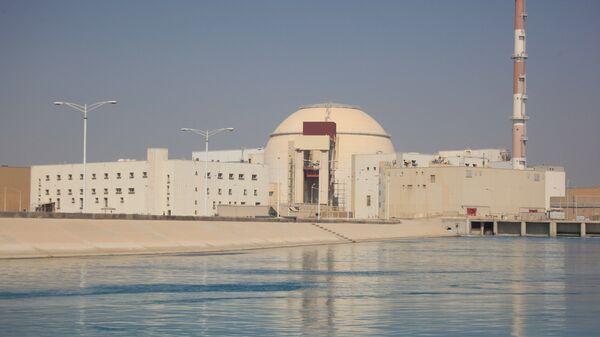 АЭС Бушер в Иране