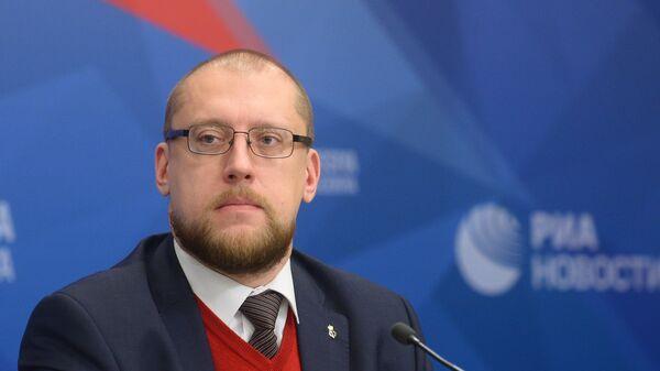 Директор канцелярии главы Российского Императорского Дома Александр Закатов. Архивное фото