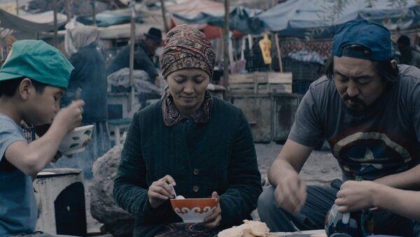 Кадр из фильма «Сулейман Гора»