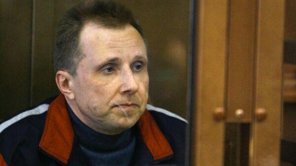Экс-сотрудник службы безопасности НК ЮКОС Алексей Пичугин в суде